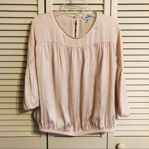 EXPRESS dusty pink blouse